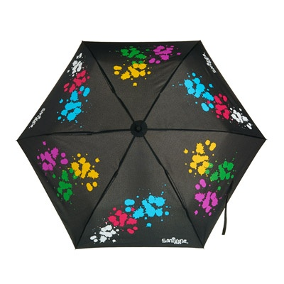 black brolly