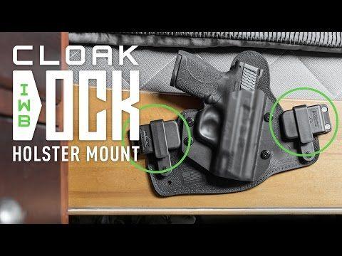 Glock 27 IWB Holster - Inside the Waistband Carry | Alien Gear Holsters
