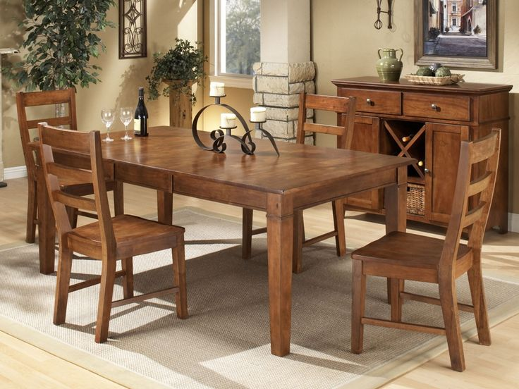 Intercon Furniture Scottsdale Dining Room