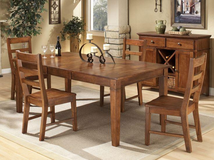Intercon Furniture Scottsdale Dining Room