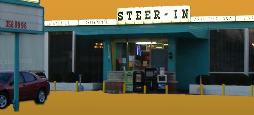 Steer-In  5130 East 10th Street, Indianapolis, IN  Diners, Drive-ins & DivesFood Network, East 10Th, Guy Fieri, Money, East Side, Indy East, Guys Fieri, 5130 East, 10Th Street