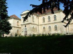 Rákóczi kastély Felsővadász
