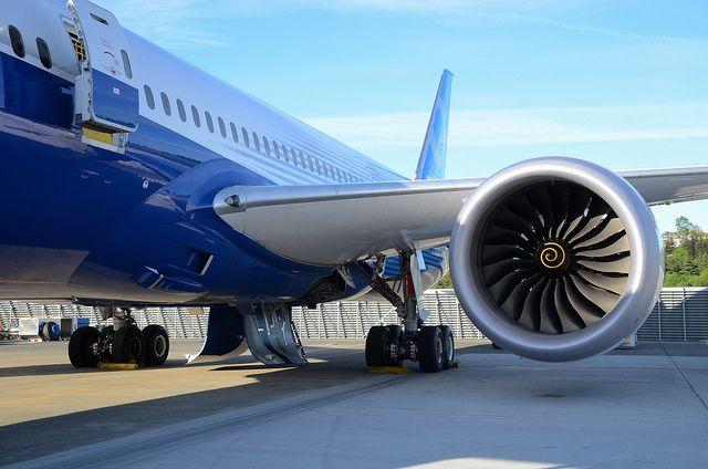 Boeing 787-9 Dreamliner N789FT ZB002 Rolls-Royce Trent 1000 Package C