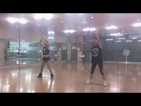 맨발의청춘(웨스트운동)-제이티D(정샘) - YouTube