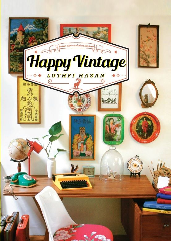 Happy Vintage by Luthfi Hasan :) Published on 9 March 2015.