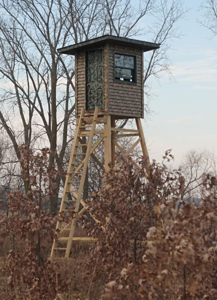 Best 25 Shooting House Ideas On Pinterest Deer Stands Open
