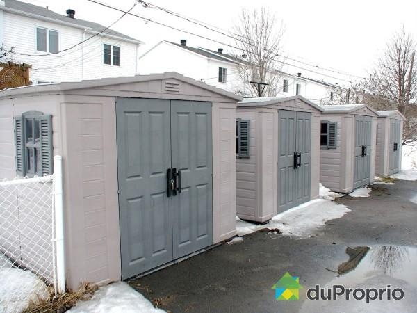 Condo a vendre Trois-Rivières, 224, rue Borduas, immobilier Québec | DuProprio