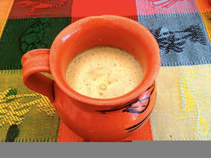Tlaxke Mango at Koatlikue Pachamama restaurant, #Cholula. #Mexico