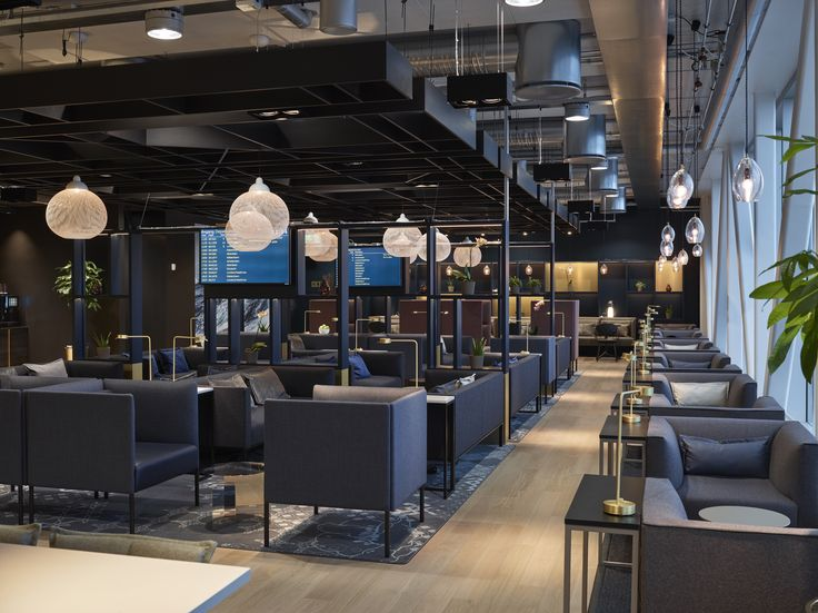 22 best Lounges | Design images on Pinterest | Airport lounge ...