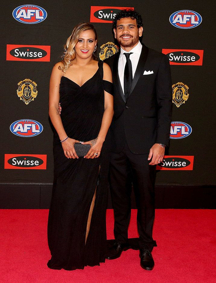 Cyril Rioli, Hawthorn in the Montgomerie Black Tux: http://www.mjbale.com/mens-suits/tuxedos/montgomerie-black-tux-22612
