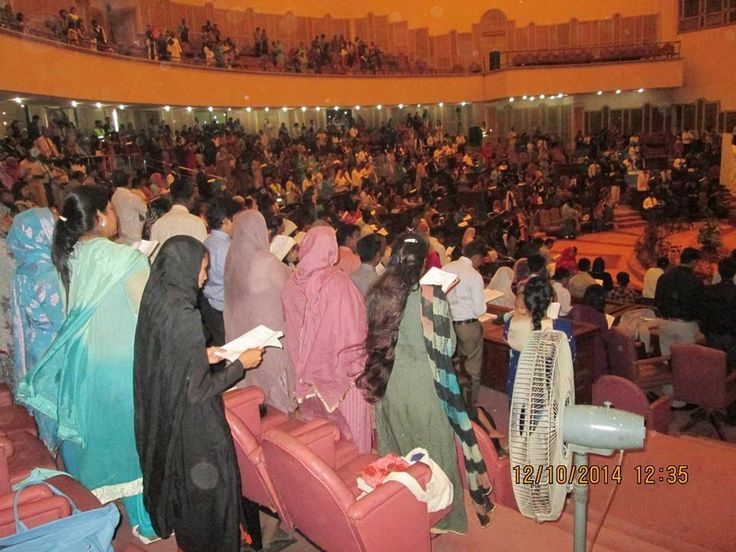 Jehovah's Witnesses Convention, Pakistan                                                                                                                                                                                 More