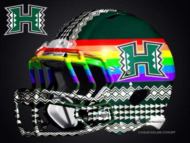 The Best College Football Alternate Helmet Concepts