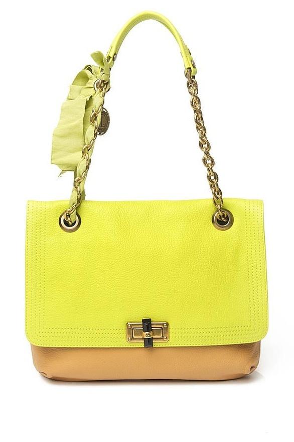 Brilliant!: Zabete Bags Yellow Lanvin, Bling Hats Bags Scarves, Colors, Lanvin Bi Color, Bi Color Happy, Lanvin Happy