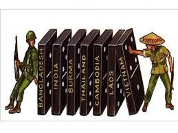 vietnam and domino theory essay How significant was 'the domino theory' as a reason for us involvement in the conflict of vietnam the conflict of vietnam was a battle between north vietnamese.