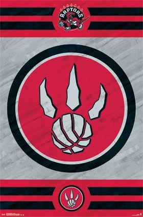 Toronto Raptors Logo 2014 Nba Sports Hardboards