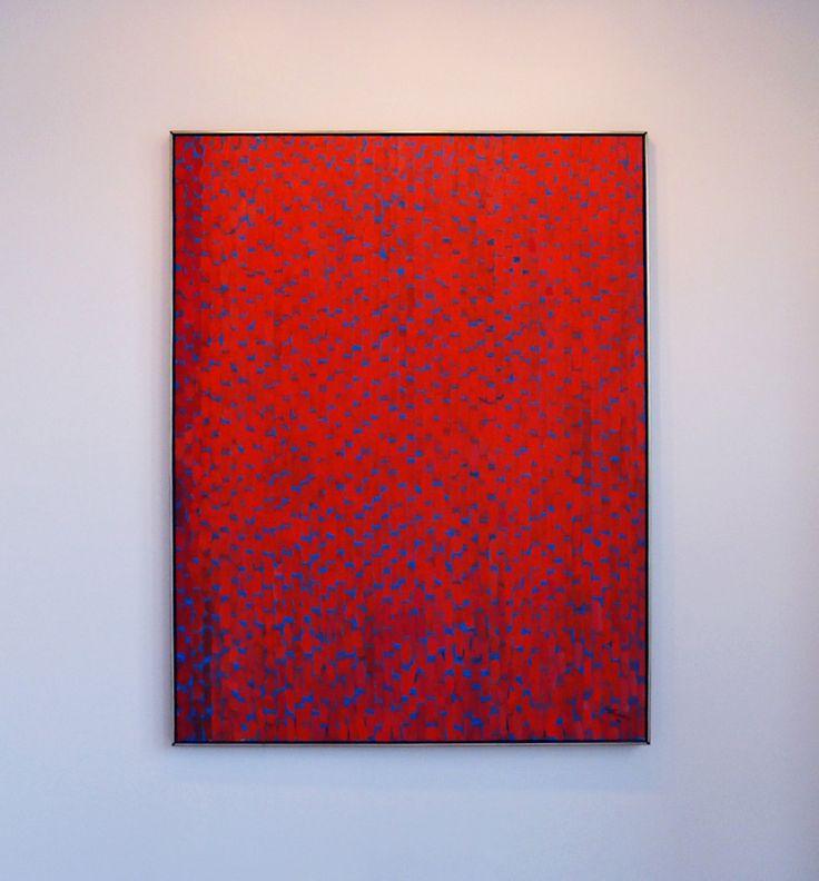 """Alma Thomas, """"Mars Reflection"""" (1972)"""