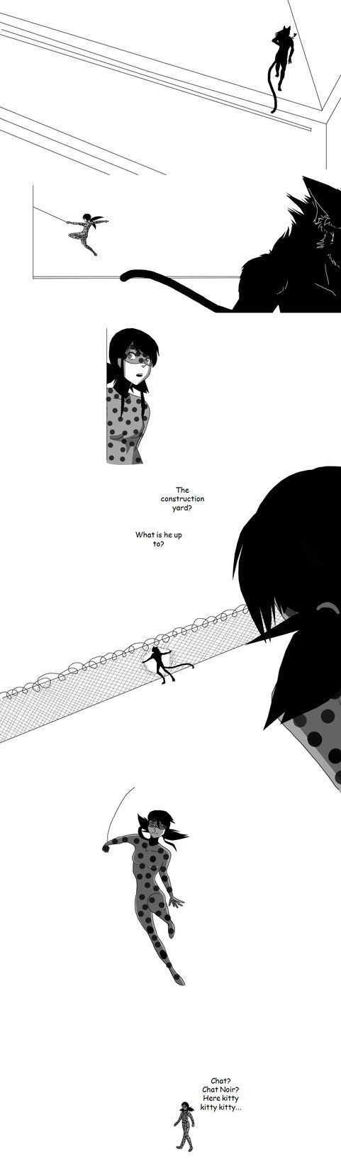 Something weird is happening to Adrien Agreste. Can he get to the bottom of it before the transformations become way out of hand? And possibly irreversible? Part 18:ipku.deviantart.com/art/Fu...