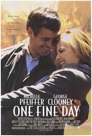 One Fine Day - a 1996 American romantic comedy film
