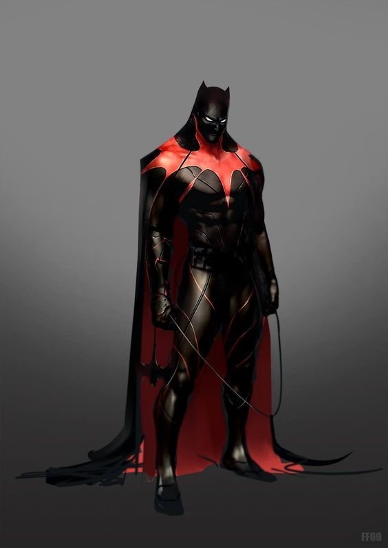Batman concept by FF69.deviantart.com on @deviantART