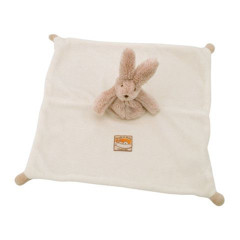 Lola the Rabbit Baby Comforter from Moulin Roty