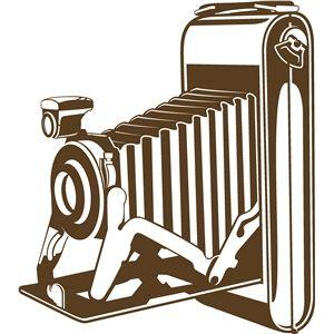 Silhouette Design Store: vintage camera