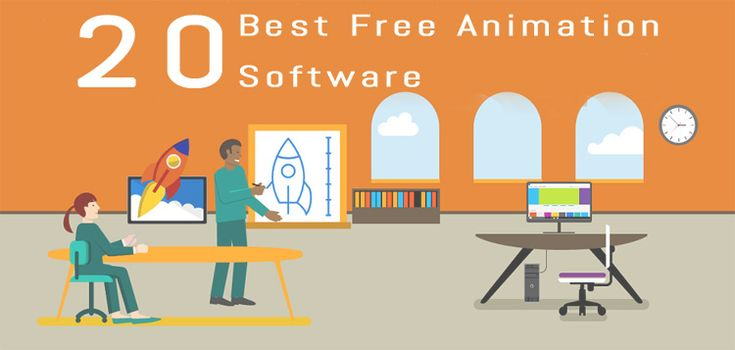 20 Best Free Animation Software - 3D and 2D Animation Software