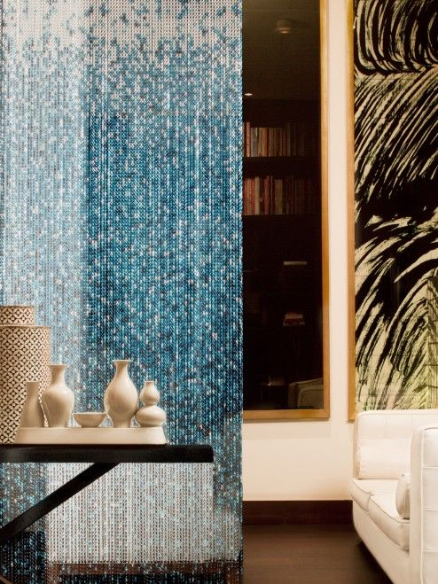 Furniture, How To Make Curtain Room Divider Ideas As A Light Idiosyncratic  Room Separator Design