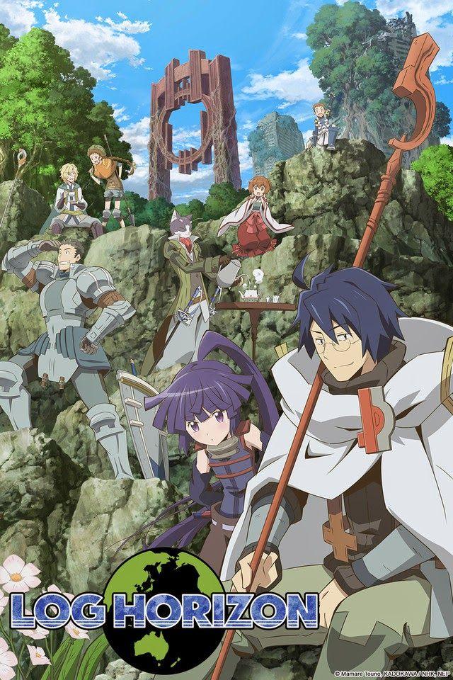 Anime Research Deck : Log Horizon?!