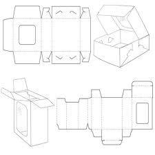 paper box templates - Google Search