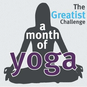 Yoga Challenge.  Would be fun to start in the new year!