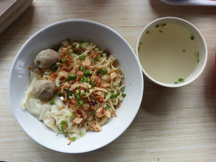 Yammie Pathuk Kelezatan Yammie Nomer Satu di Yogyakarta - Kuliner Yogyakarta