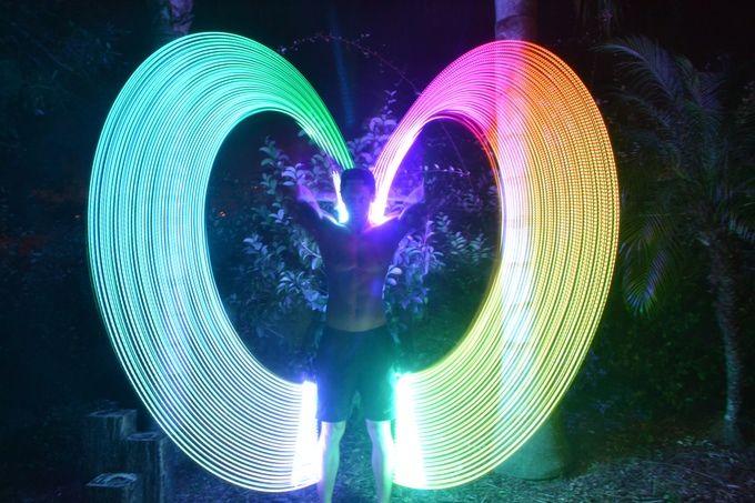 TRIPeSTIK LED Staff - $125
