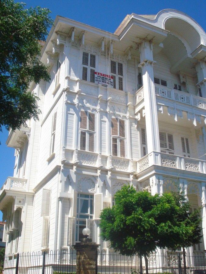 Princes Island Houses, Istanbul