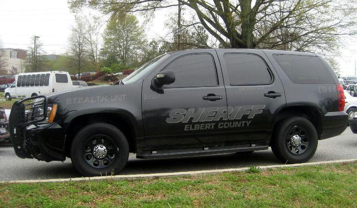 Elbert County Sheriff S.T.E.A.L.T.H. Unit # 5707 Chevy ...
