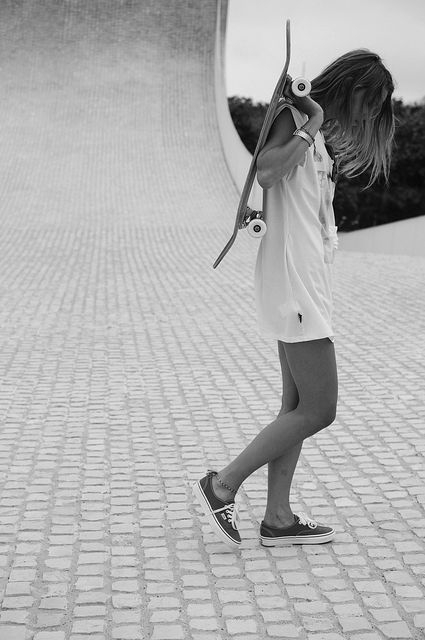.That girl who you always wanted to skate with :)