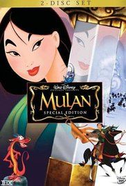 Mulan has it all - great story and top notch soundtrack.
