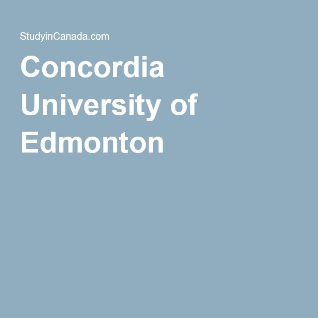 Concordia University of Edmonton bachelor 2 years