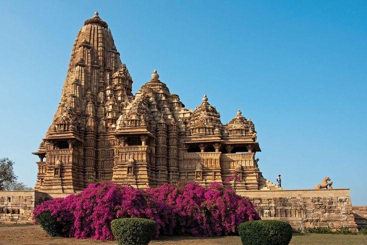 Lakshmana Temple – Khajuraho, India