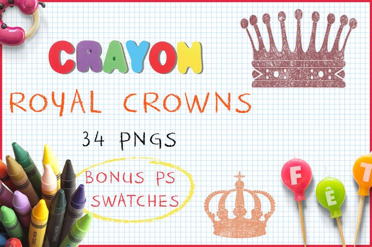Crayon Royal Crowns, Clipart Commercial use, Royal Crowns clipart graphics, Royal Crowns Clipart digital clip art, Digital images -  # aristocracy # authority # award # best # black # classic # collection # coronation # crest # elegance # emperor # heraldic # heraldry # imperial # insignia # jewel # jewelry # king # kingdom # knight # leadership # lord # luxurious...