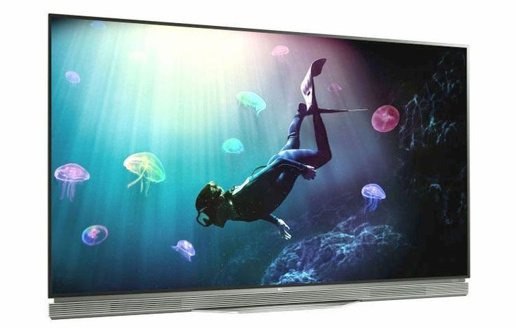 The Best 4K Ultra HD TVs For Your Viewing Pleasure: Most Cutting Edge: LG OLEDE6P Series 4K Ultra HD OLED TVs