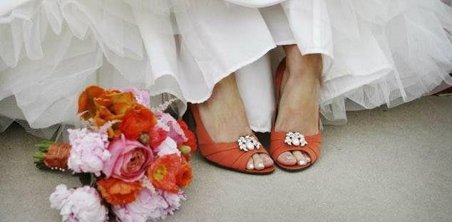 Gelin ayakkabısı seçimi