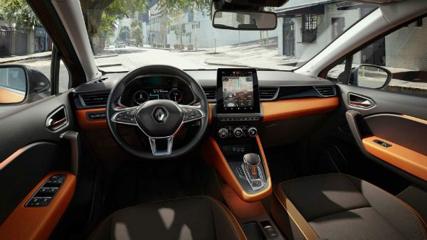 2020 Renault Captur Interior Car Pictures Car Ads