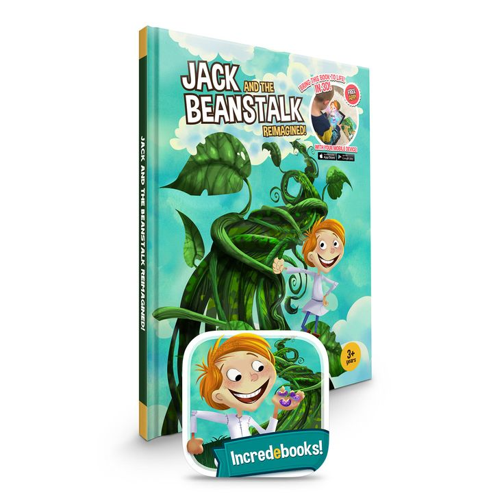 Jack and the Beanstalk Reimagined