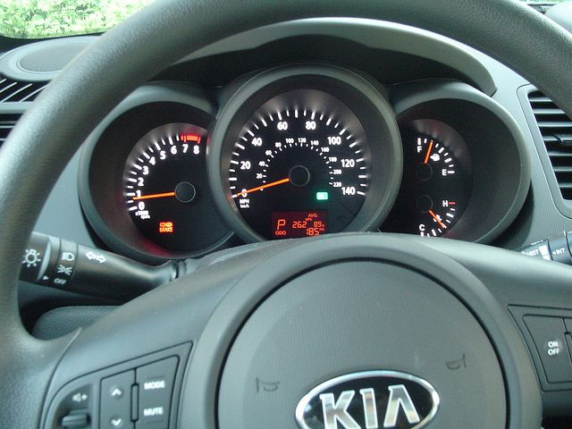 Smooth drive experience with latest Kia car!
