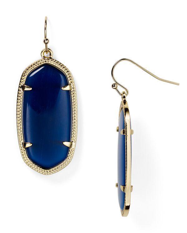Kendra Scott Elle Earrings | Bloomingdale's