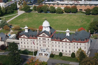 Widener University's main campus - home of the International Study Center - is located in Chester. Chester is the oldest city in Pennsylvania, settled in 1644.