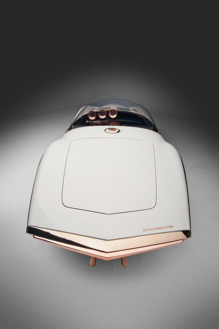 1965 Mercer Cobra Roadster - Virgil Exner