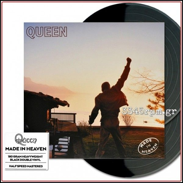 Queen - Made in Heaven - Vinyl 2LP 180gr