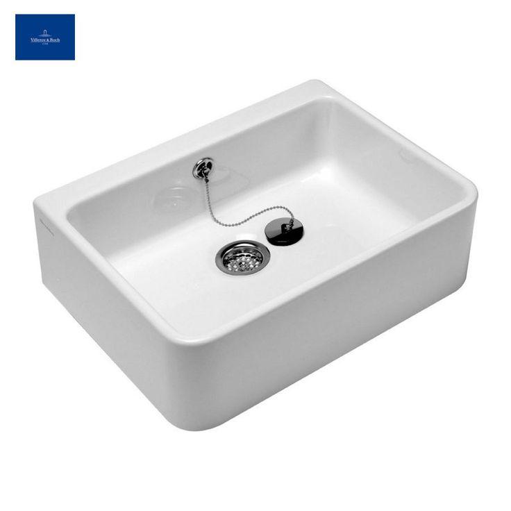 Villeroy & Boch Omnia Pro Countertop Sink 6321