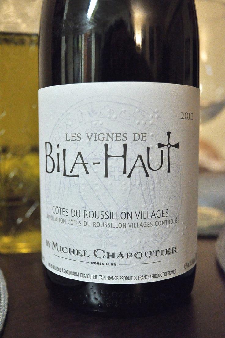 Bila-Haut (Appellation Côtes du Roussillon Villages contrôlée)